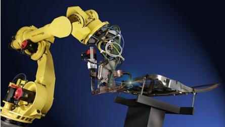 工业机器人本体维护保养和系统控制柜的维护