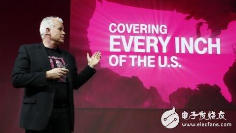 T-Mobile:600MHz扩展范围LTE升级覆盖范围首次带入120个市场