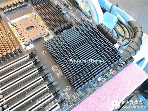 Intel发布28核处理器,为解决散热问题竟用上一台Hailea HC-1000B压缩机
