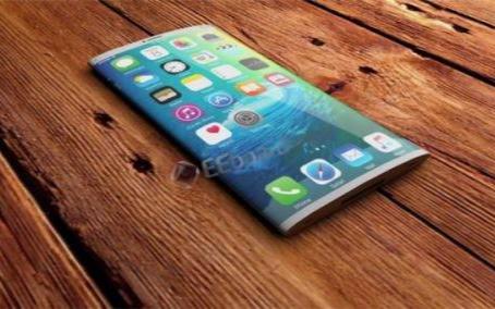 苹果未来或将采用环绕式显示屏,甚至边框增添触感控...