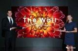 "三星电子在InfoComm 2018展会上展出""The Wall Professional""Micro LED显示器"