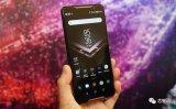 华硕推出首款电竞游戏手机ROG Phone