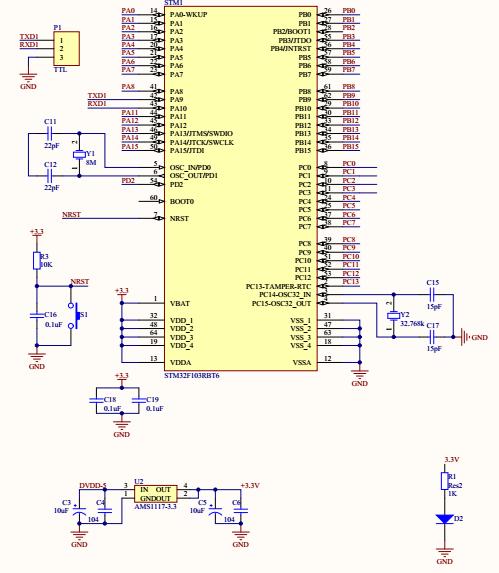 基于STM32单片机的指纹识别设计的详细资料概述