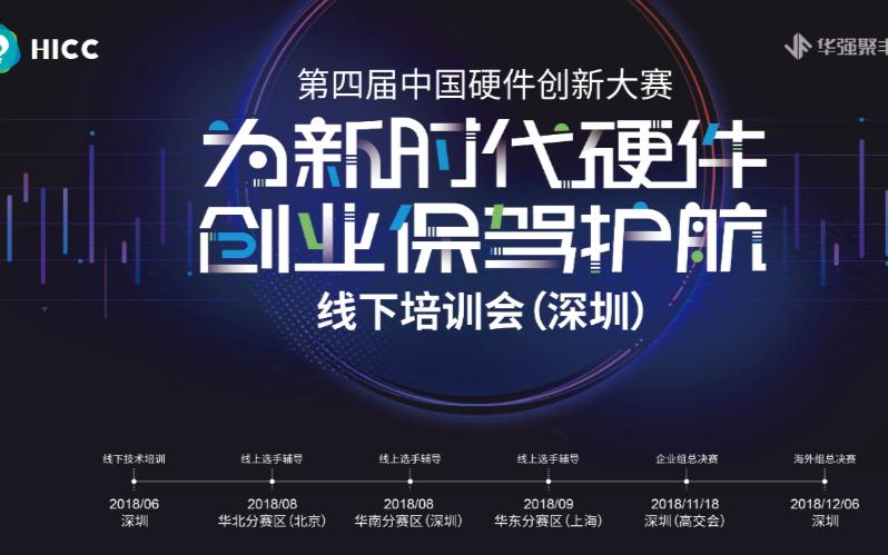 第4届中国硬件创新大赛精彩回顾,深耕4年做大赛更做生态