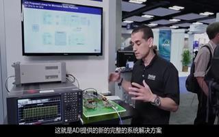 使用SiGe和28nm CMOS的24GHz至44GHz无线电的完整解决方案