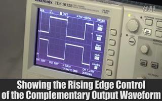 互补波形发生器的基本操作