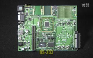 Microchip PIC24FJ256DA21...