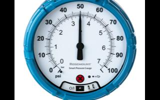 艾默生推出羅斯蒙特智能壓力表,幫助用戶了解現場變...