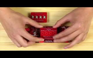 MTCH10x替换机械按钮系列