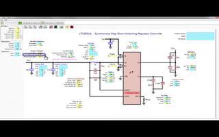 LTpowerCAD II: 开关稳压电源设计工具