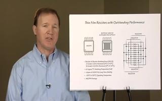面向超精准应用的匹配电阻器网络介绍