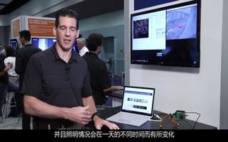 使用高动态范围对数传感器和运动检测软件捕捉本地图...
