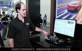 采用AMR技術實現非接觸式角度位置檢測