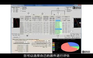 ADI公司差分放大器计算工具DiffAmpCal...