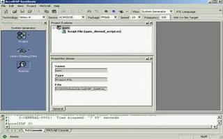 利用 AccelDSP 和 System Gen...