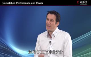 Zynq-7000能提供的无与伦比的性能和更低功...