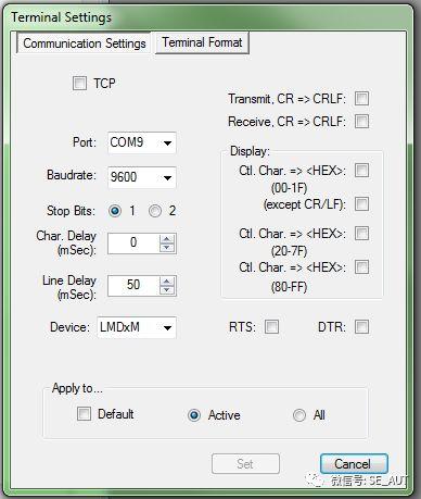 LMD一体化电机中Motion Control款的简单应用