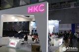 台北电脑展:显示器厂商HKC展台主推电竞显示器G271Q