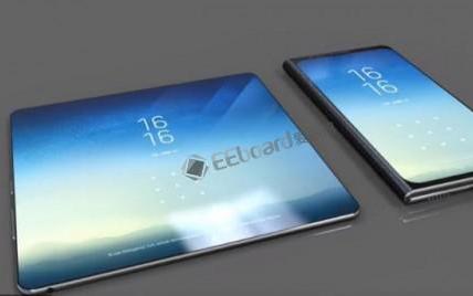 苹果正开发一款可折叠的iPhone,或在2020...