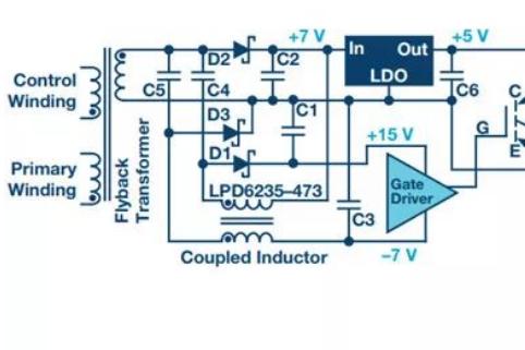 系统架构选择对电源和控制电路性能影响