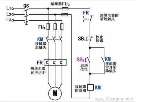 电工识图基本知识让你学会基本的识图方法