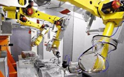 欧姆龙开始在上海生产一线自动化的机器人
