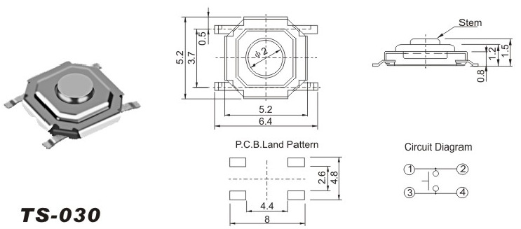 C&K Components推出超长使用...
