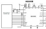 HR4988步进电机驱动器的详细中文资料概述