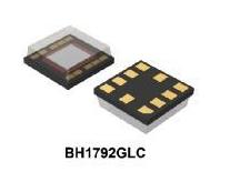 """ROHM新款光电式脉搏传感器""""BH1792GLC""""可穿戴式设备,支持压力和血管年龄测量"""