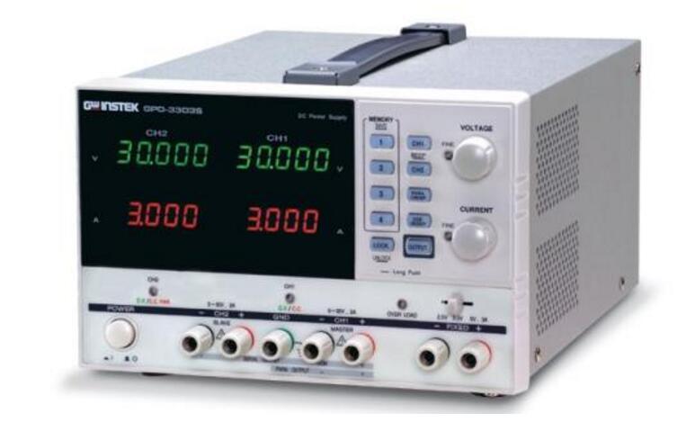 直流稳压电源的基本功能及使用注意事项