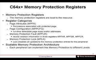 介绍 C64x+ 的硬件系统方面的特性