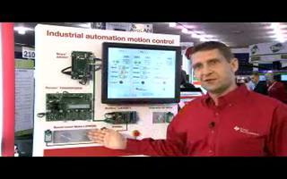 了解电机控制工业自动化系统