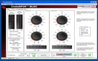 InstaSPIN- BLDC控制技术,控制电机...