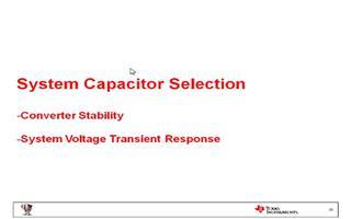 NVDC充电器设计时需注意的事项