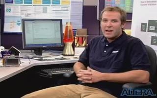 介绍如何用Nios II 软核处理器来开发FPG...