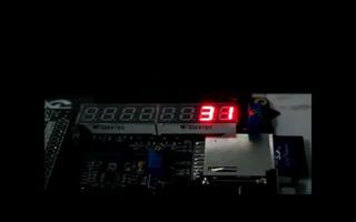 FPGA DIY实现控制数码管60计数器