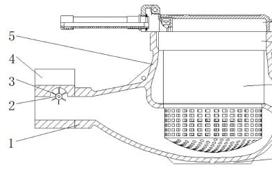 新專利介紹--硅黃銅無鉛智能水表