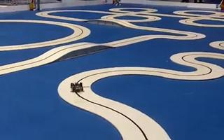 决赛:智能车竞赛电磁组之北京科技大学