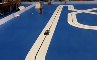 决赛:智能车竞赛光电组之安徽理工大学