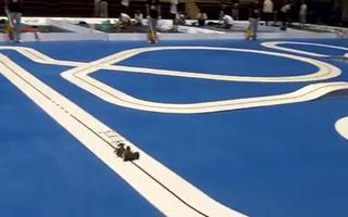 第六届飞思卡尔智能车竞赛广东工业大学参赛视频