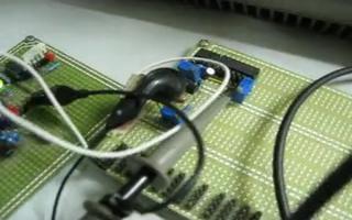 用 RL78/G13 开发板实现ADPCM录音功...