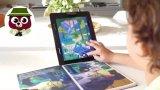 Escapad是一款专为6到9周岁儿童设计的数字玩具