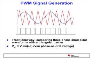电机控制和TI的低成本电机控制MCU的价值