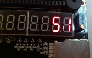 采用FPGA DIY开发板实现模为60的计数器功能