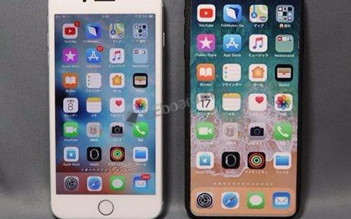 苹果正研发iPhone X Plus和iPhon...