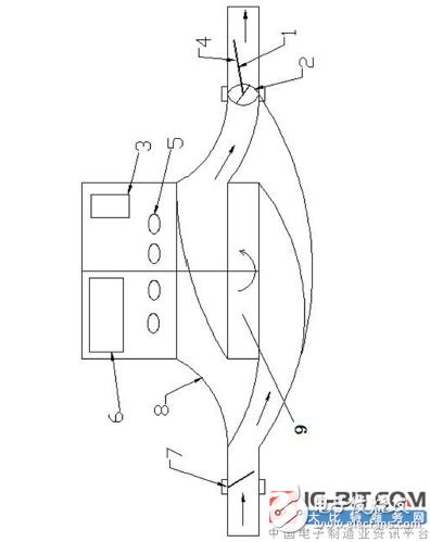 新专利介绍--一种基于压电陶瓷自供电的智能水表