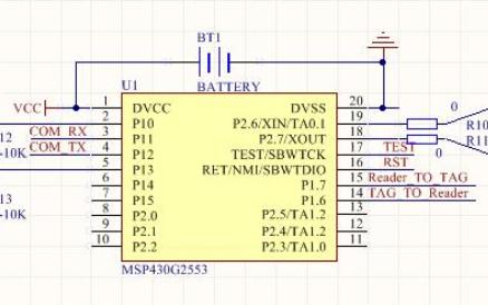 如何使用MSP430G2553和lanchpad实现内部温度和外部电压的测量