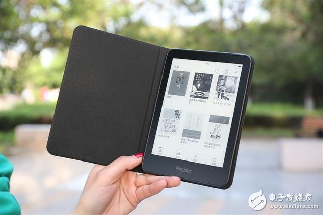 iReader T6电子阅读器上手评测:一款颜值爆炸的电子阅读器