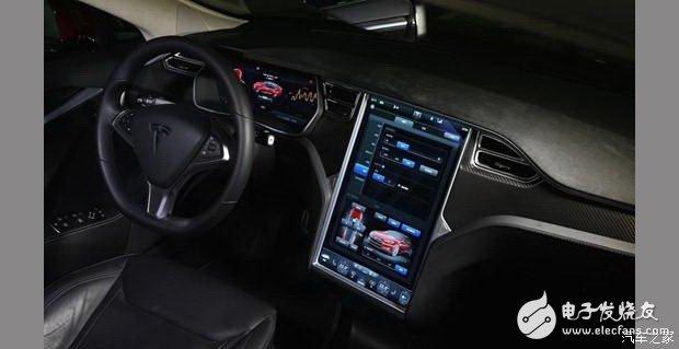特斯拉7.0车载系统:性能持续升级,带给用户更好的体验