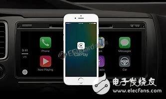 苹果表示,目前已经有超过400款汽车支持CarPlay功能